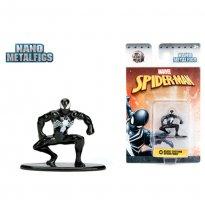 Imagem - Boneco Black Costume Spider-Man MV2 - Spider-Man - Nano Metalfigs - Jada Toys