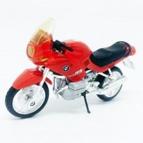 Imagem - BMW: R 1100 RS - Vermelha - 1:18 - Maisto