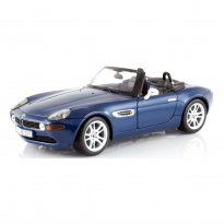 Imagem - BMW: Z8 - Azul - 1:18 - Maisto