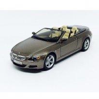 Imagem - BMW: M6 Cabrio - Marrom Metálico - 1:18 - Maisto