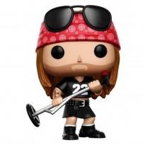Imagem - Boneco Axl Rose - Guns N Roses - Pop! Rocks 50 - Funko