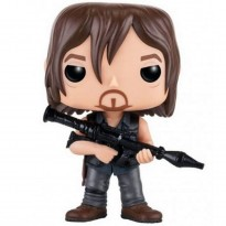 Imagem - Boneco Daryl Dixon - The Walking Dead AMC - Pop! Television 391 - Funko