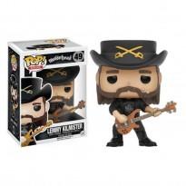 Imagem - Boneco Lemmy Kilmister - Motorhead - Pop! Rocks 49 - Funko