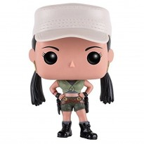 Imagem - Boneco Rosita - The Walking Dead AMC - Pop! Television 387 - Funko