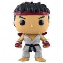 Imagem - Boneco Ryu - Street Fighter - Pop! Games 137 - Funko