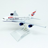 Imagem - British Airways - Airbus A380 - HB Toys