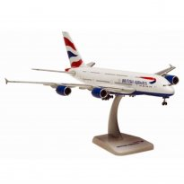 Imagem - British Airways: Airbus A380 - 1:400 - Hogan