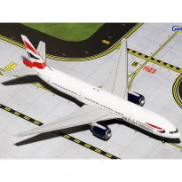 Imagem - British Airways: Boeing 777-200ER - 1:400 - Gemini Jets
