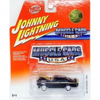 Imagem - Buick: GSX (1970) - Preto - Muscle Car USA - 1:64 - Johnny Lightning