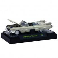 Imagem - Cadillac: Series 62 (1959) - Auto Thentics - Creme - 1:64 - M2 Machines