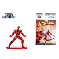 Imagem - Boneco Carnage MV4 - Spider-Man - Nano Metalfigs - Jada Toys