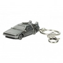 Imagem - Chaveiro Delorean: De Volta Para o Futuro (Back to the Future) - SD Toys