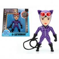 Imagem - Boneco Catwoman (Mulher-Gato) M391 - DC - Metals Die Cast - 2.5'' 6cm - Jada Toys