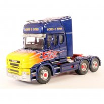 Imagem - Scania: T Topline - Coles Transport - 1:50 - Corgi
