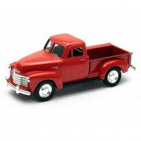 Imagem - Chevrolet: 3100 Pickup (1953) - Vermelho - 1:34-1:39 - Welly