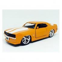 Imagem - Chevrolet: Camaro (1969) - Laranja - Bigtime Muscle - 1:32 - Jada