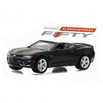 Imagem - Chevrolet: Camaro (2017) - 50th Anniversary Edition - 1:64 - Greenlight