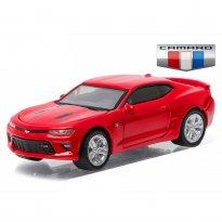 Imagem - Chevrolet: Camaro SS (2016) - Vermelho - 1:64 - Greenlight