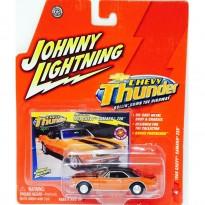 Imagem - Chevrolet: Camaro Z28 (1968) - Chevy Thunder - Laranja - 1:64 - Johnny Lightning
