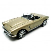 Imagem - Chevrolet: Corvette (1962) - Bege - 1:18 - Autoart