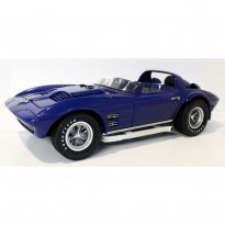 Imagem - Chevrolet: Corvette Grand Sport (1964) - Azul - 1:18 - Exoto