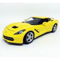 Imagem - Chevrolet: Corvette Stingray (2014) - Amarela - 1:18 - Maisto