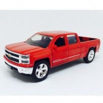 Imagem - Chevrolet: Silverado Pickup (2014) - Just Trucks - 1:32 - Jada