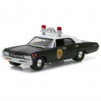 Imagem - Chevrolet: Biscayne (1967) - Hot Pursuit - Série 19 - 1:64 - Greenlight
