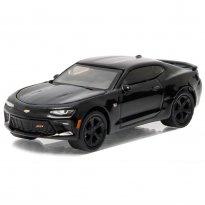 Imagem - Chevrolet: Camaro SS (2016) - Black Bandit - Série 15 - 1:64 - Greenlight
