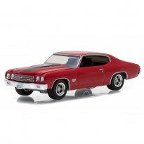 Imagem - Chevrolet: Chevelle SS (1970) - Vermelho - GL Muscle - Série 17 - 1:64 - Greenlight