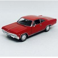 Imagem - Chevrolet: Impala SS 396 (1965) - Vermelho - 1:24 - Welly