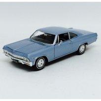 Imagem - Chevrolet: Impala SS 396 (1965) - Azul - 1:24 - Welly