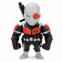 Imagem - Boneco Deadshot M430 - Esquadrão Suicida - DC - Metals Die Cast - 2.5'' 6cm - Jada Toys