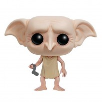 Imagem - Boneco Dobby - Harry Potter - Pop! 17 - Funko