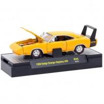 Imagem - Dodge: Charger Daytona 440 (1969) - Detroit Muscle - Amarelo - 1:64 - M2 Machines