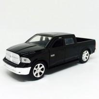 Imagem - Dodge Ram 1500 (2013) - Preta - Just Trucks - 1:32 - Jada