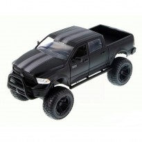 Imagem - Dodge: RAM 1500 (2014) - Just Trucks Off-Road - Preto - 1:24 - Jada