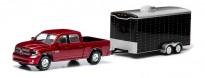 Imagem - Dodge: Ram 1500 Sport c/ Trailer (2014) - Hitch & Tow - Série 1 - 1:64 - Greenlight