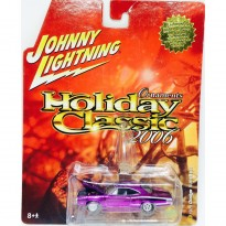 Imagem - Dodge: Super Bee (1970) - Holiday Classic - Roxo - 1:64 - Johnny Lightning
