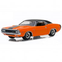 Imagem - Dodge: Challenger R/T (1970) - Laranja - GL Muscle - Série 17 - 1:64 - Greenlight