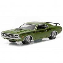 Imagem - Dodge: Challenger R/T (1971) - Verde - GL Muscle - Série 16 - 1:64 - Greenlight