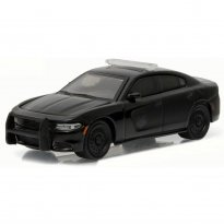 Imagem - Dodge: Charger Pursuit (2016) - Black Bandit - Série 15 - 1:64 - Greenlight