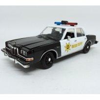 Imagem - Dodge: Diplomat (1986) - Polícia - 1:24 - Motor Max