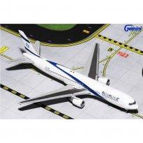 Imagem - El Al: Boeing 767-300 - 1:400 - Gemini Jets