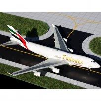 Imagem - Emirates: Boeing 747-400F - 1:400 - Gemini Jets