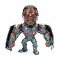 Imagem - Boneco Falcon M81 - Capitão América Guerra Civil - Marvel - Metals Die Cast - Jada Toys