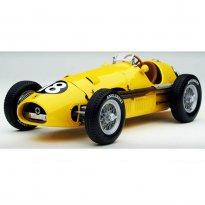 Imagem - Ferrari: 500 F2 - #18 Jacques Swaters (1953) - Amarela - 1:18 - Exoto