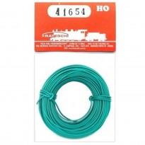 Imagem - Fio para instalação elétrica flexível - Verde - HO - Frateschi