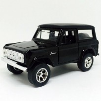 Imagem - Ford: Bronco (1973) - Preto - Just Trucks - 1:32 - Jada