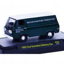 Imagem - Ford: Econoline (1965) - Delivery Van - Verde - 1:64 - M2 Machines